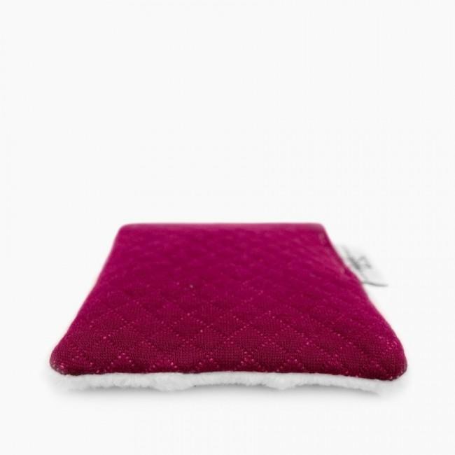 """3x """"Douillette Purple"""" Lingettes démaquillantes lavables"""