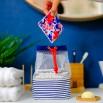 Filet de lavage lingette démaquillante - Le Petit Carré Francais