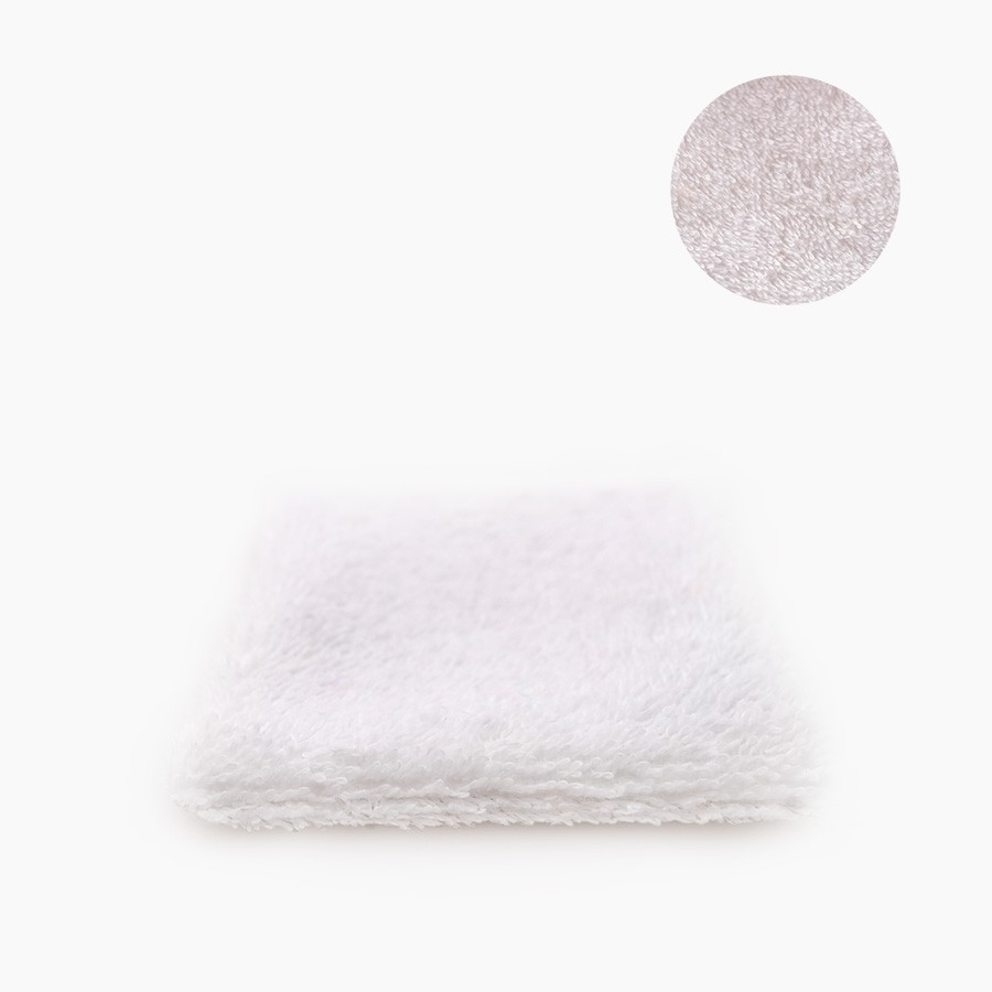 """6x """"Gommettes"""" organic washable makeup remover wipes"""