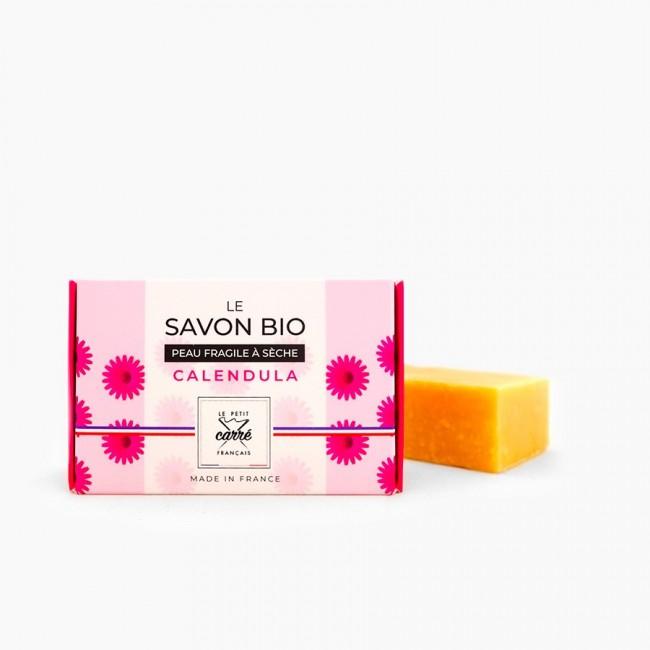 Organic Soap - Calendula - Le Petit Carré Français