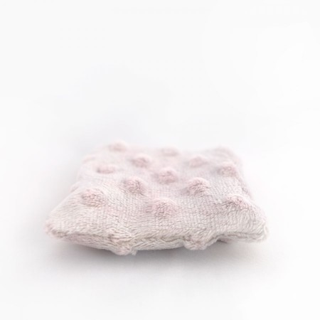 Washable double-sided cleansing wipes grey x3
