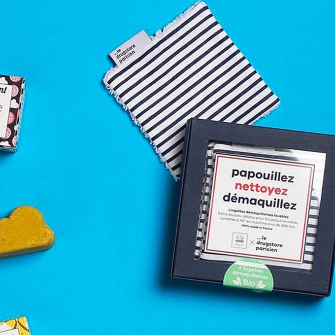 Réalisations Drugstore Parisien | Le Petit Carré Français